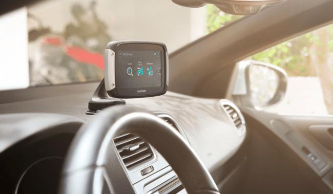TomTom Soporte GPS coche