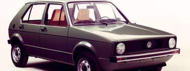 El humilde origen de un mito. Así nació el Volkswagen Golf, el 29 de marzo de 1974