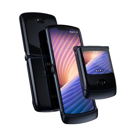 Motorola Razr 5g Polished Graphite 01
