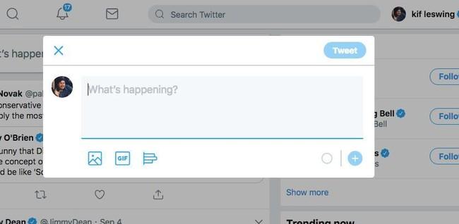 Twitter Testing Major Redesign Its Desktop Website Take Look 5