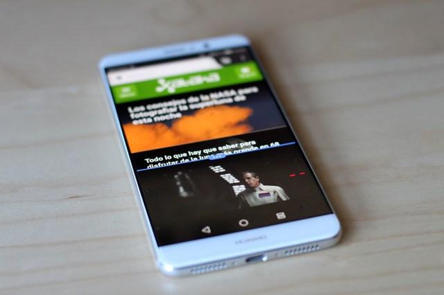 Huawei Mate nueve 19