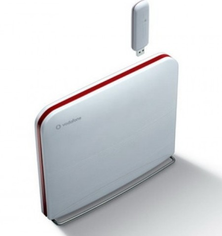 Huawei Hg556 Adsl 3g Wifi Router Vodafone