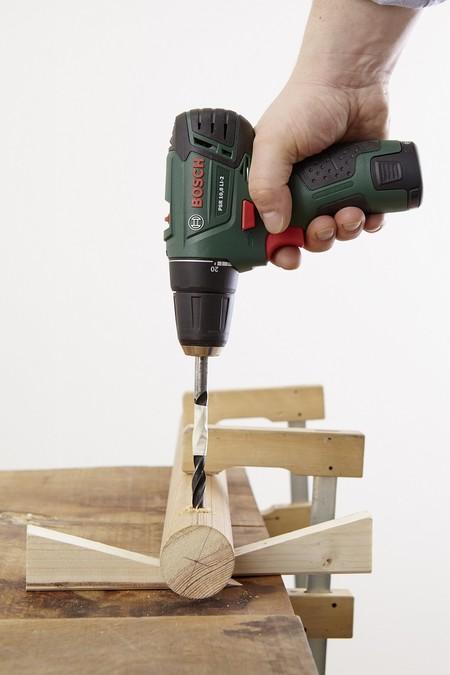 Bosch Hg Shoe Stand Step 2
