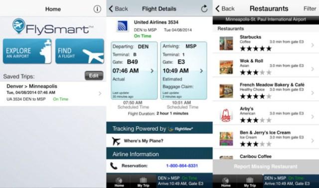 Flysmart App