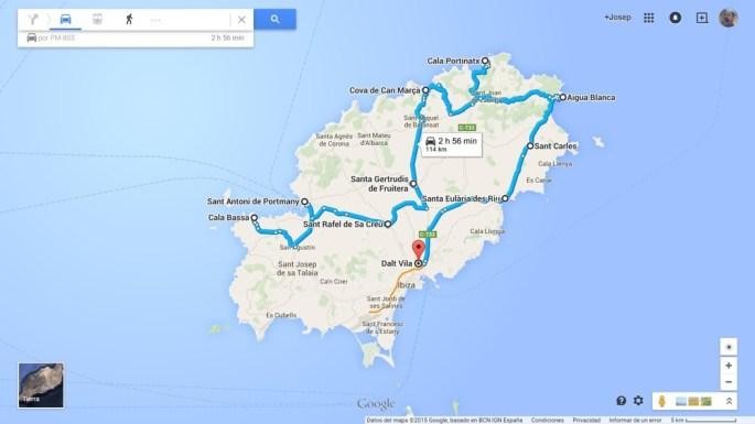 Ibiza Carreteras