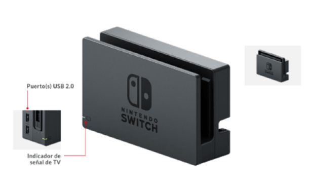 Switch Especificaciones 2