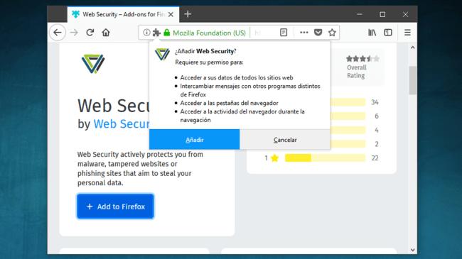 Permalink to Este add-on de Firefox ha sido cazado recopilando el historial completo de navegación de sus usuarios