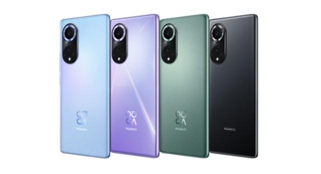 Huawei Nova 9 y Huawei℗ Nova 9 Pro: dos mellizos 4G con pantalla OLED de 120 Hz y carga rápida de hasta 100 W