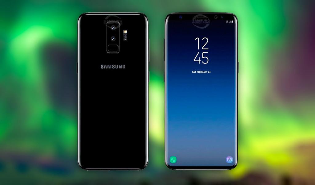 Samsung Galaxy S9 00
