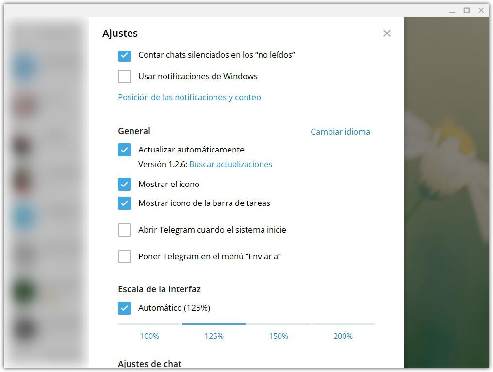 Actualizar Telegram Ultima Version Desktop Escritorio