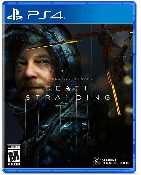 Death Stranding, juego para PlayStation 4 en oferta en Amazon México