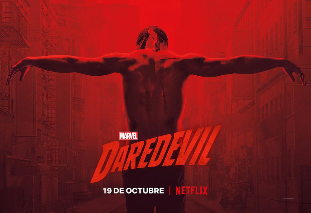 Permalink to Tenemos tráiler final de la tercera temporada de 'Daredevil': llega a Netflix este 19 de octubre