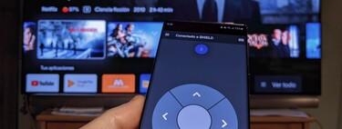 Cómo controlar tu Android TV desde el móvil y ventajas de usar la aplicación