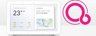 Google Fuchsia, el teórico candidato a sustituir a Android, debuta al fin y llega a los Nest Hub