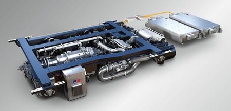 Motor Hibrido Trenes 2