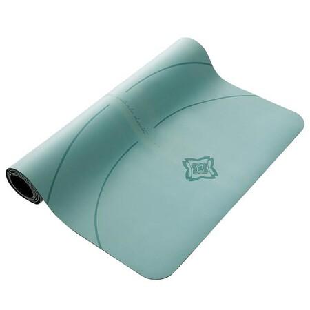 Green Grip Yoga Mat Mat 185 Cm X 65 Cm X 3 Mm
