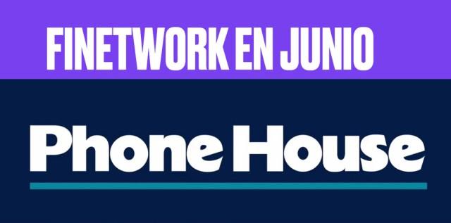 Finetwork comercializará sus tarifas de fibra y terminal en Phone House
