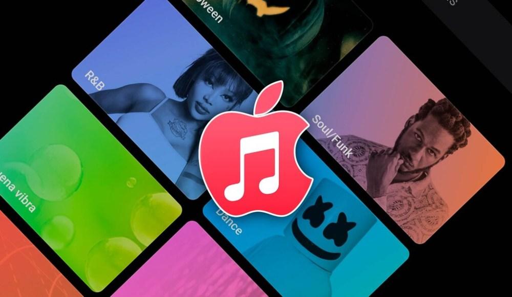 Apple actualiza su app Music para Android con un nuevo diseño y mejoras en la interfaz