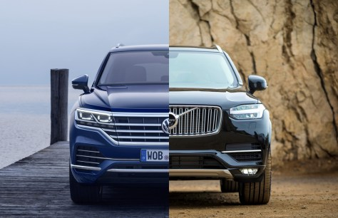 Comparativa Volkswagen Touareg vs Volvo XC90: ¿cuál es mejor para comprar?