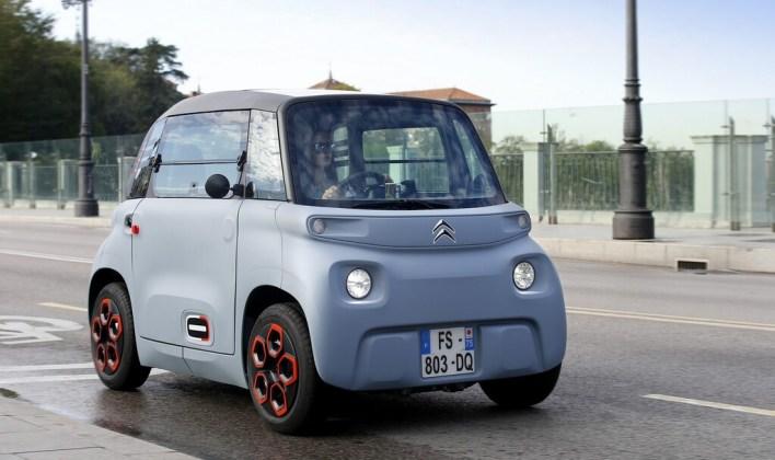 Citroën AMI, primeras impresiones: un objeto de movilidad 100% eléctrico al que no se puede llamar coche, que irrumpe con sus propias reglas