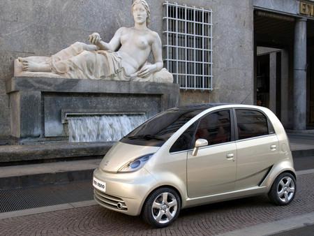 Tata Nano Europa 2009