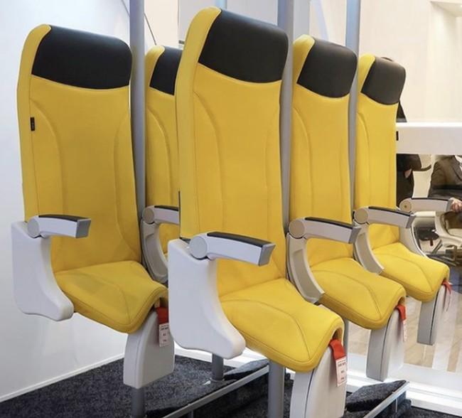 Permalink to Viajar 'de pie' en un avión es una idea terrible, pero las compañías siguen insistiendo en el tema