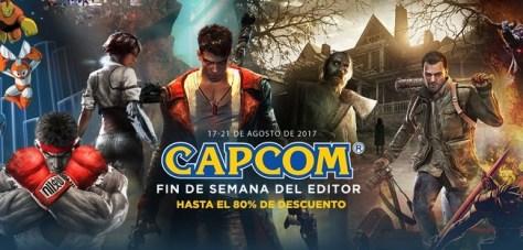 Capcom Steam