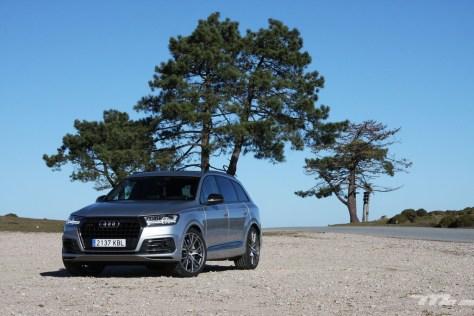 Audi Q7 TDI Ultra frente
