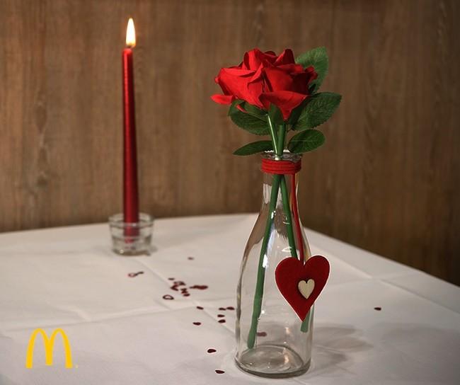 Mcdonalds Valentin