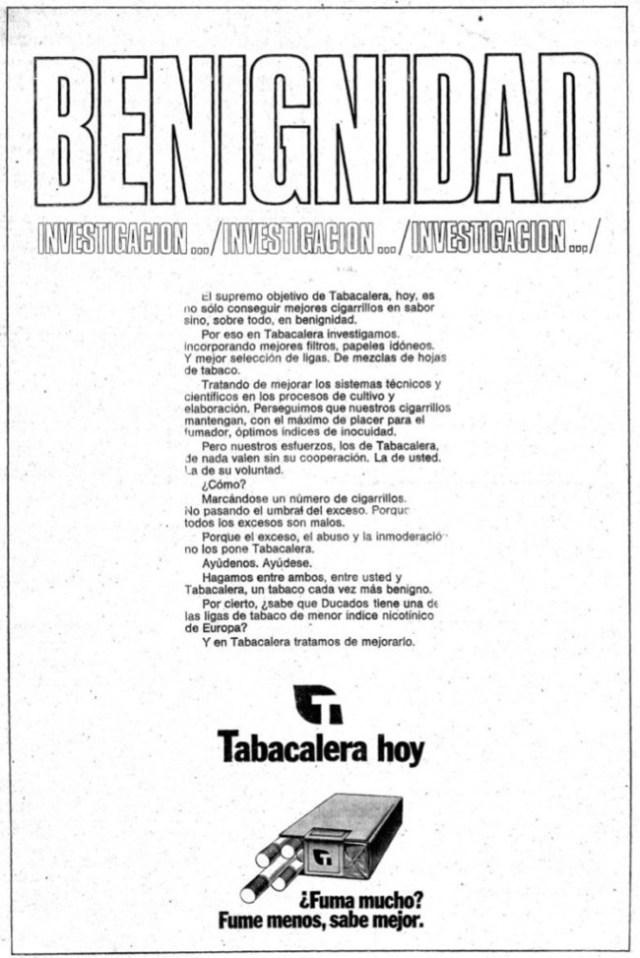 Publi Tabaco Spain