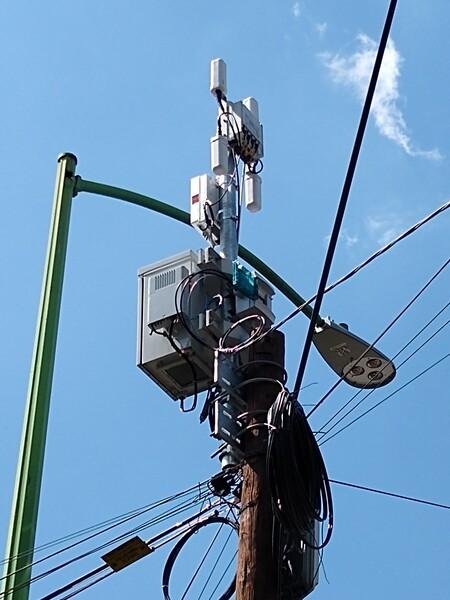Antena Red 5g Mexico Cdmx
