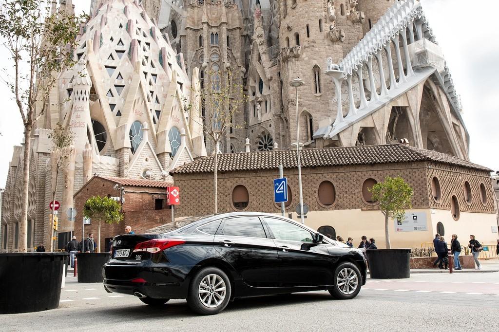 Uber Coches Sagrada Familia Barcelona Uberx