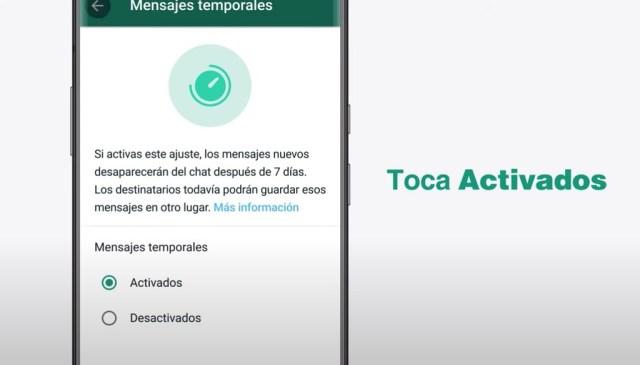 WhatsApp prepara más cambios: mensajes temporales que se borran a los 90 dias y una vista previa de vinculos mejorada
