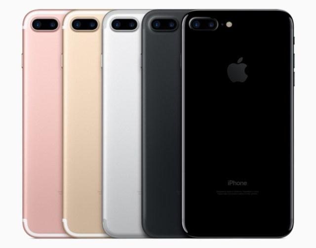 Iphone 7(siete) Plus