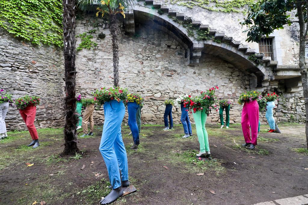 Girona, más colorida que nunca: es Tiempo de flores