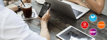 Movistar, Vodafone, Orange℗ y Yoigo℗ suben precios en 2021: relacionamos sus nuevas tarifas de fibra y móvil
