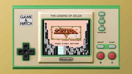 Game Watch The Legend Of Zelda