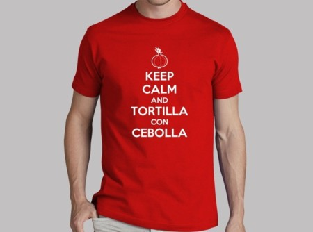 Keepcalm Concebollista Roja Chico I 13562371775501356230117