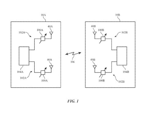 Patente Apple Router Cargador