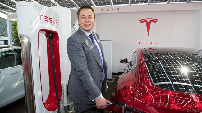 Permalink to El primer Tesla autónomo que cruzará EE.UU. de costa a costa estará listo en máximo seis meses, según Elon Musk