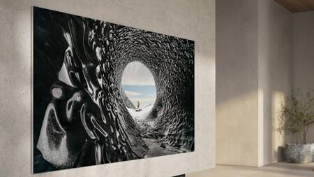 Die spektakulären neuen 110-Zoll-microLED-Fernseher von Samsung könnten mehr als 1.150 Euro pro Zoll kosten