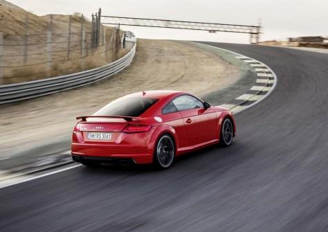 Audi TT Rs Prueba 36