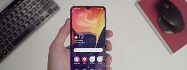 Samsung Galaxy℗ A50, análisis: por menos de 300 euros(EUR) Samsung℗ puede luchar en relación calidad/precio