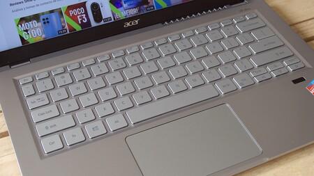 Acer Swift 3 Review Xataka Espanol Teclado