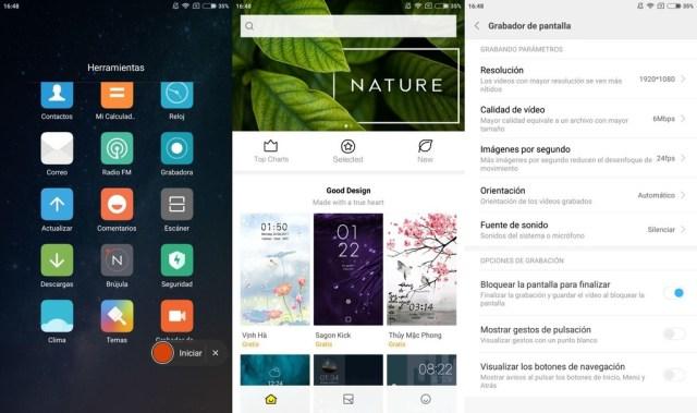 Aplicaciones Xiaomi