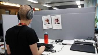 Así es como un programador ciego hace su trabajo: a 450 palabras por minuto