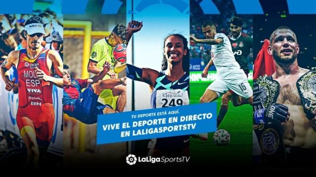 La plataforma de streaming(transmisión) de LaLiga tendrá una versión(estable) de pago con contenido premium: llega LaLigaSportsTv Plus