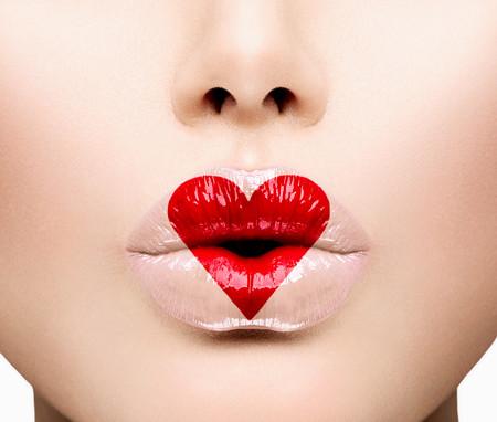 Resultado de imagen de labiales rojos