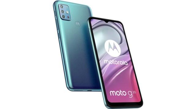 Motorola Moto G20, un terminal con alma de gama baja y especial obsesión por la autonomía