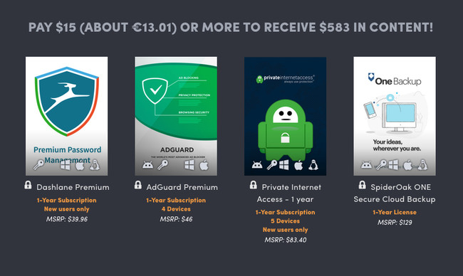 Humble Software Bundle Cybersecurity Pay What You Want And Help Charity 2018 06 20 14 39 00